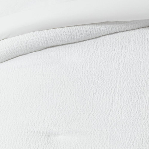 Textured Comforter 3 Pc. Set - King