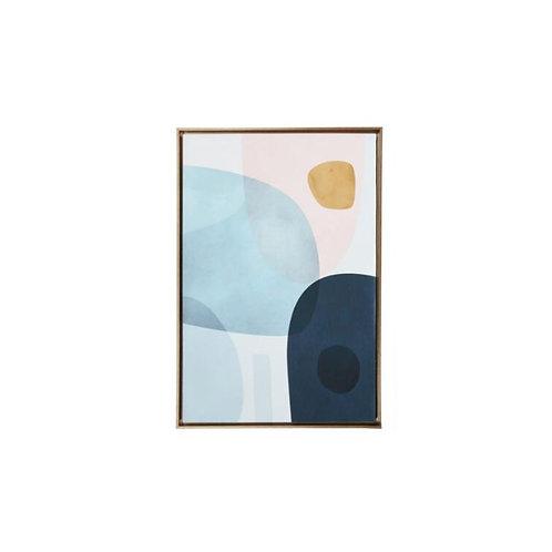 Stacked Framed Art #1