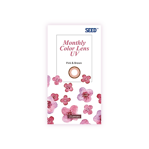 Monthly Color Lens UV - Spring Style