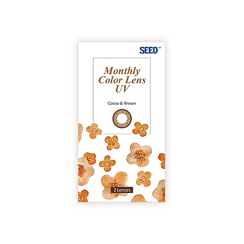 Monthly Color Lens UV - Summer Style