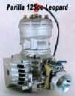 Parilla 125cc Leopard, Gokart Motor