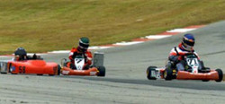 Precision Karting, NTK