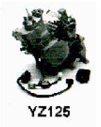 YZ125, Gokart Motor