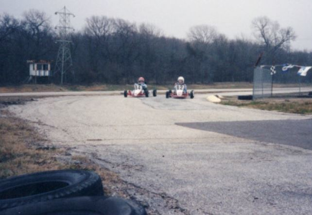 Precision Karting, Wizard Race Track