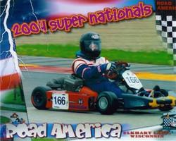 Precision Karting, SWRA