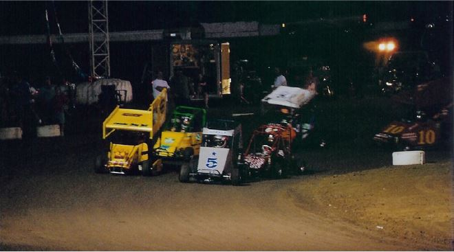 Precision Karting, Cowtown Speedway