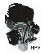 HPV, Gokart Motor