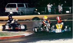 Precision Karting, NTK, Denton