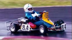 Precision Karting, Sally Shepard