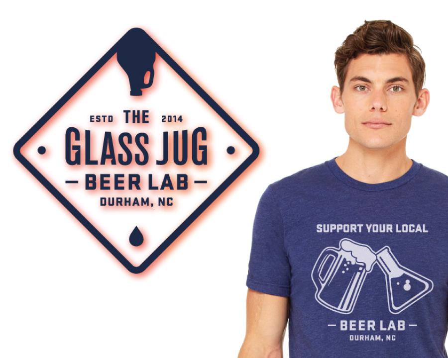 Glass-Jug