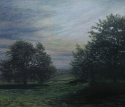 Twilight at Middleton Top