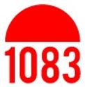 Logo de l'entreprise Française de Vêtements 1083 rouge et blanc