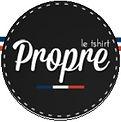 logo de l'entreprise de vêtements ethiques made in France le T-shirt propre faisant le lien vers le site internet