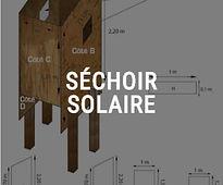 image d'un séchoir solaire faisant le lien vers les plans open source pour en fabriquer un soi même sur le site Solar Brother