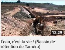 image permettant le lien vers une vidéo YouTube sur la conception du bassin de Tamera au Portugal par Sepp Holzer