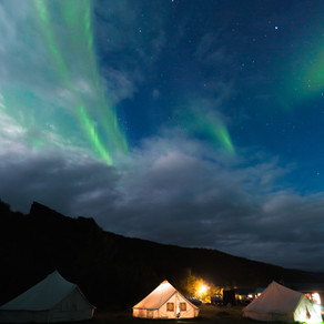 The Ultimate Glamping Experience in Iceland