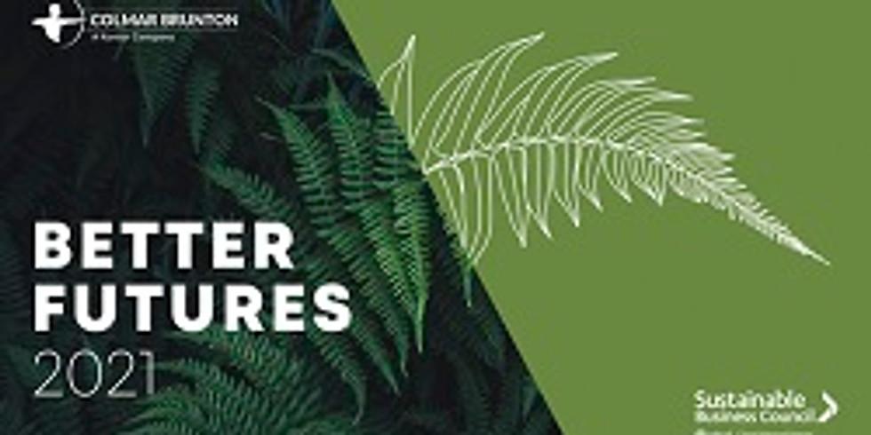 SBC NZ & Colmar Brunton I Better Futures Report Launch