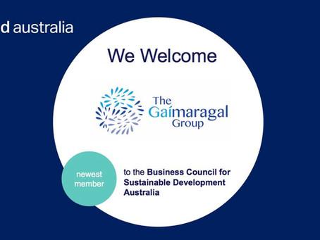 Member news: Welcoming The Gaimaragal Group