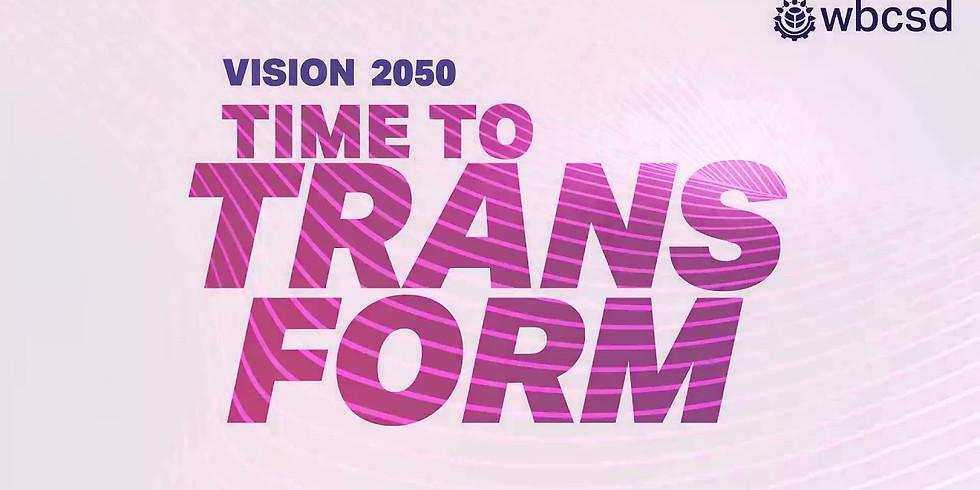 BCSD Australia presents WBCSD's Vision 2050