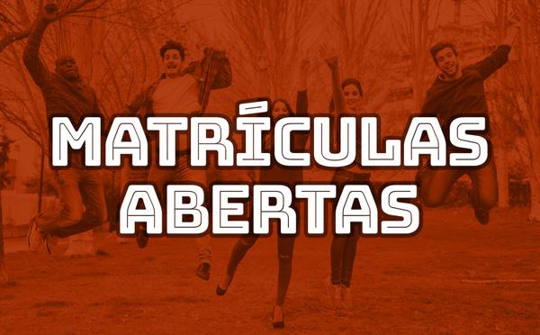 MATRICULAS-ABERTAS