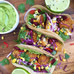 SPICY ROASTED CAULIFLOWER TACOS