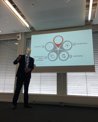 """Mein Keynote Vortrag zum Thema """"Digitalisierung & Kultur (im HR)"""