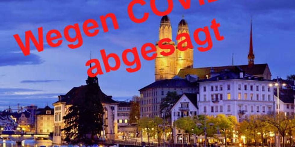 7. Mai 2020: DBA Modul 1 in Zürich
