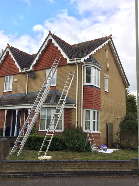 Sofits and windows taken care of