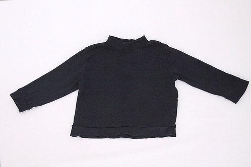 T-shirt manches longues Zara bleu marine 18/24 mois
