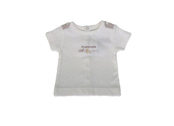T-shirt Jacadi 1 mois neuf