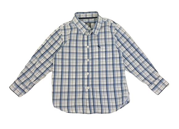 Chemise H&M à carreaux 6 ans