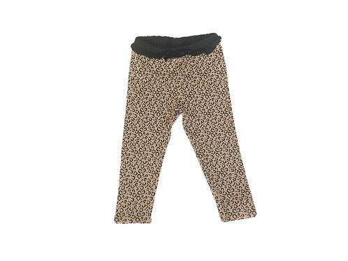 Pantalon Zara imprimé léopard 18/24 mois (92cm)