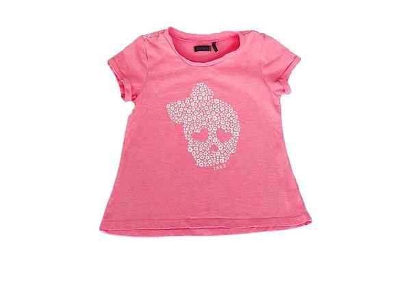 T-shirt IKKS  rose 5 ans