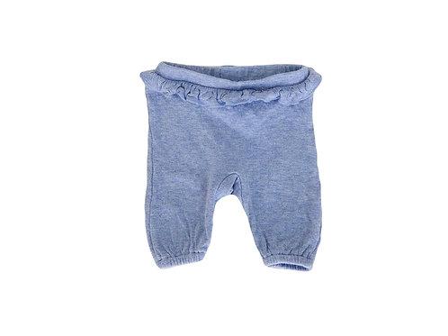 Pantalon Tape à l'oeil bleu 1 mois