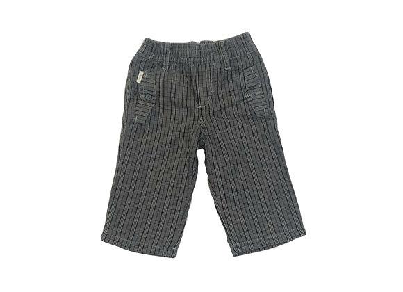 Pantalon IKKS marron 3 mois