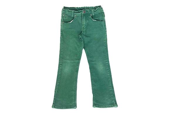 Pantalon 3 Pommes vert 8 ans