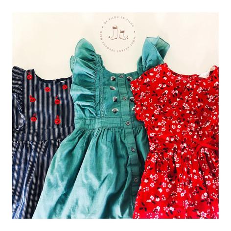 Des robes de rêve