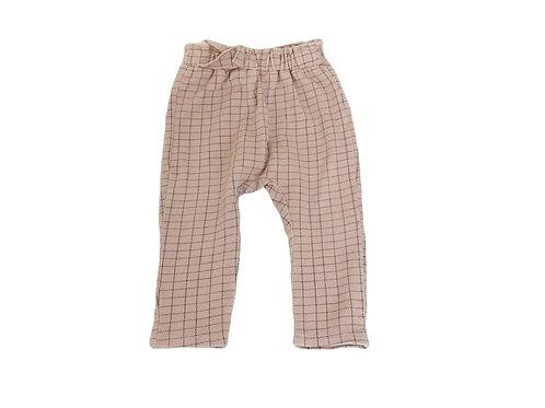 Pantalon Zara rose 12/18 mois (86cm)