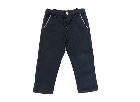 Pantalon Obaibi bleu 18 mois