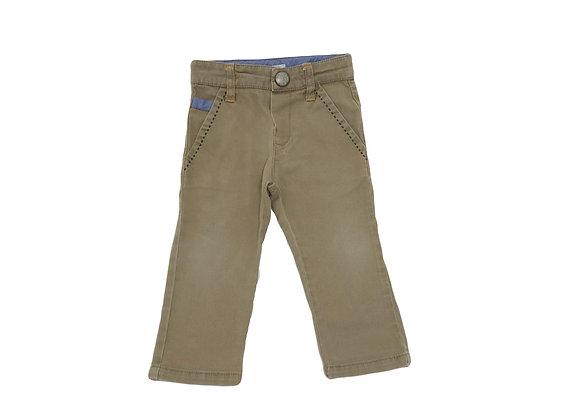 Pantalon IKKS beige 12 mois