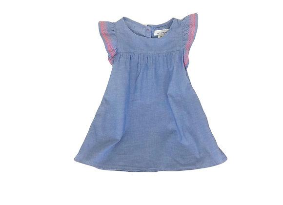 Robe H&M en jean 2/3 ans (98cm)