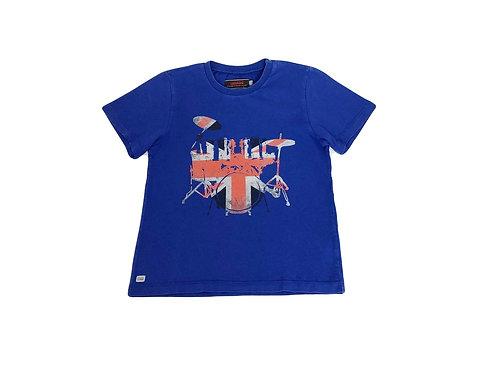 T-shirt Catimini bleu 6 ans