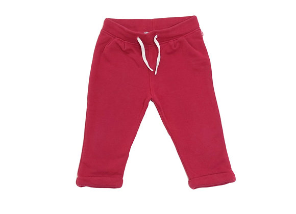 Pantalon Obaibi de jogging rose 18 mois