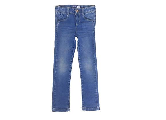 Jean Okaidi skinny bleu 6 ans