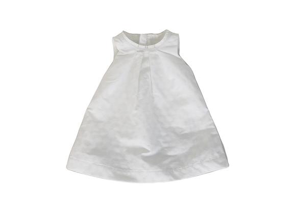 Robe Obaibi blanche 6 mois