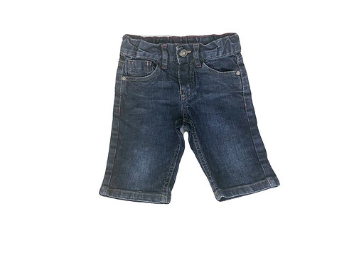 Short Tape à l'Oeil en jean 2 ans