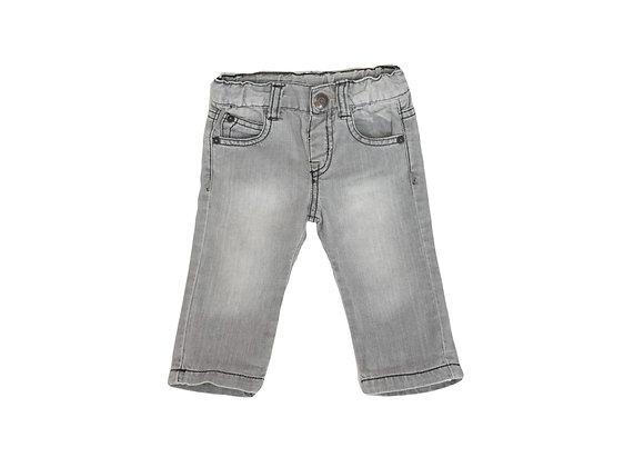 Jean Zara gris délavé 3/6 mois (68cm)