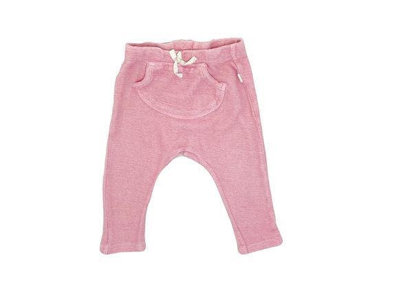 Pantalon Zara rose 3/6 mois (68cm)