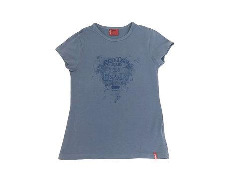 T-shirt Levi's bleu stretch 10 ans