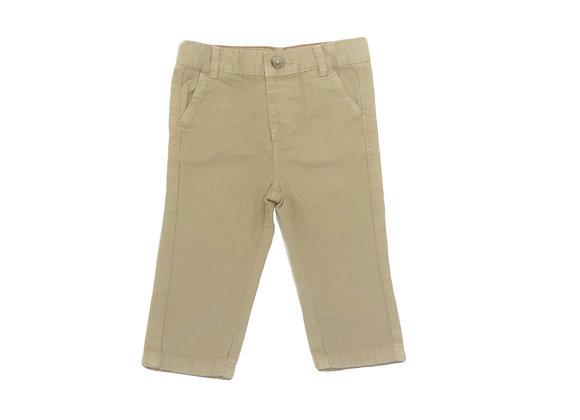 Pantalon Tape à l'oeil beige 12 mois